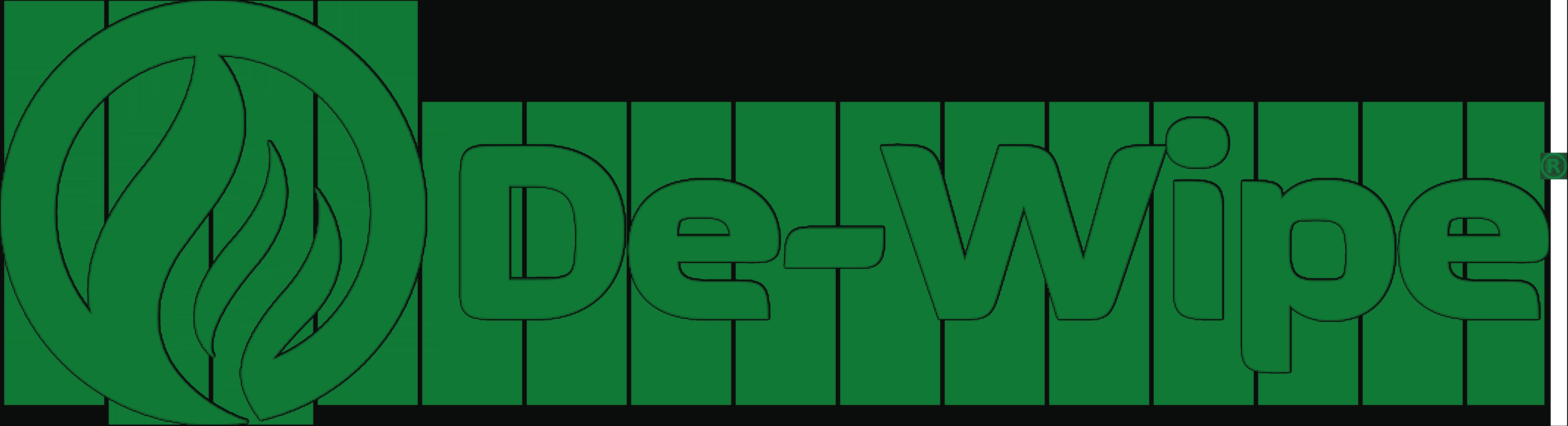 De-Wipe Logo