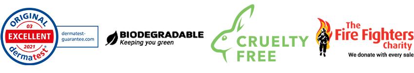 De-Wipe Logos Banner