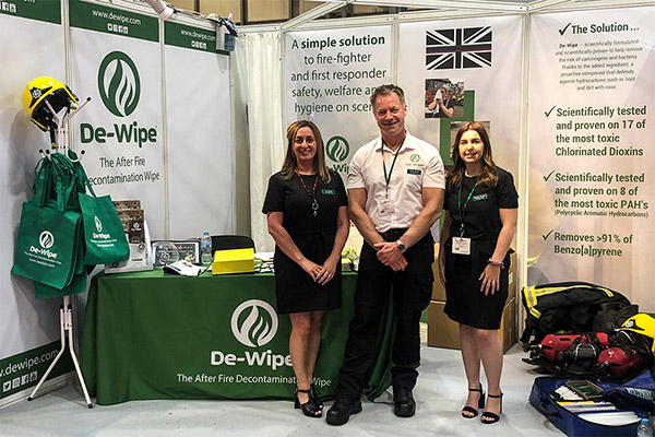 De-Wipe at ESS2019