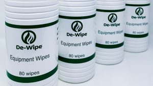 De-Wipe After Fire Equipment Wipes