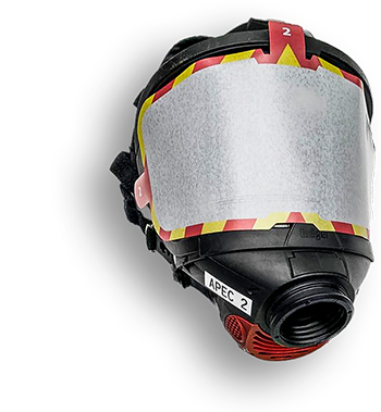 De-Wipe Eclipse Blackout Mask Product Image