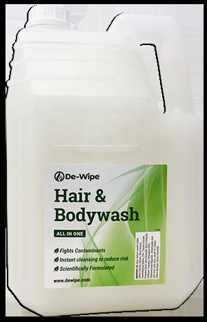 Hair & Body Wash Bottle Product Image